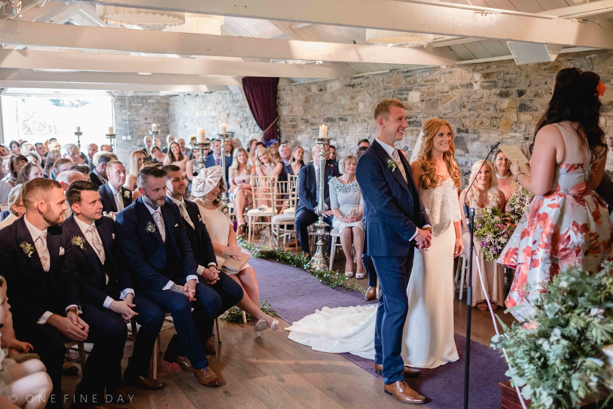 Natural and Relaxed Northern Ireland Wedding Photography