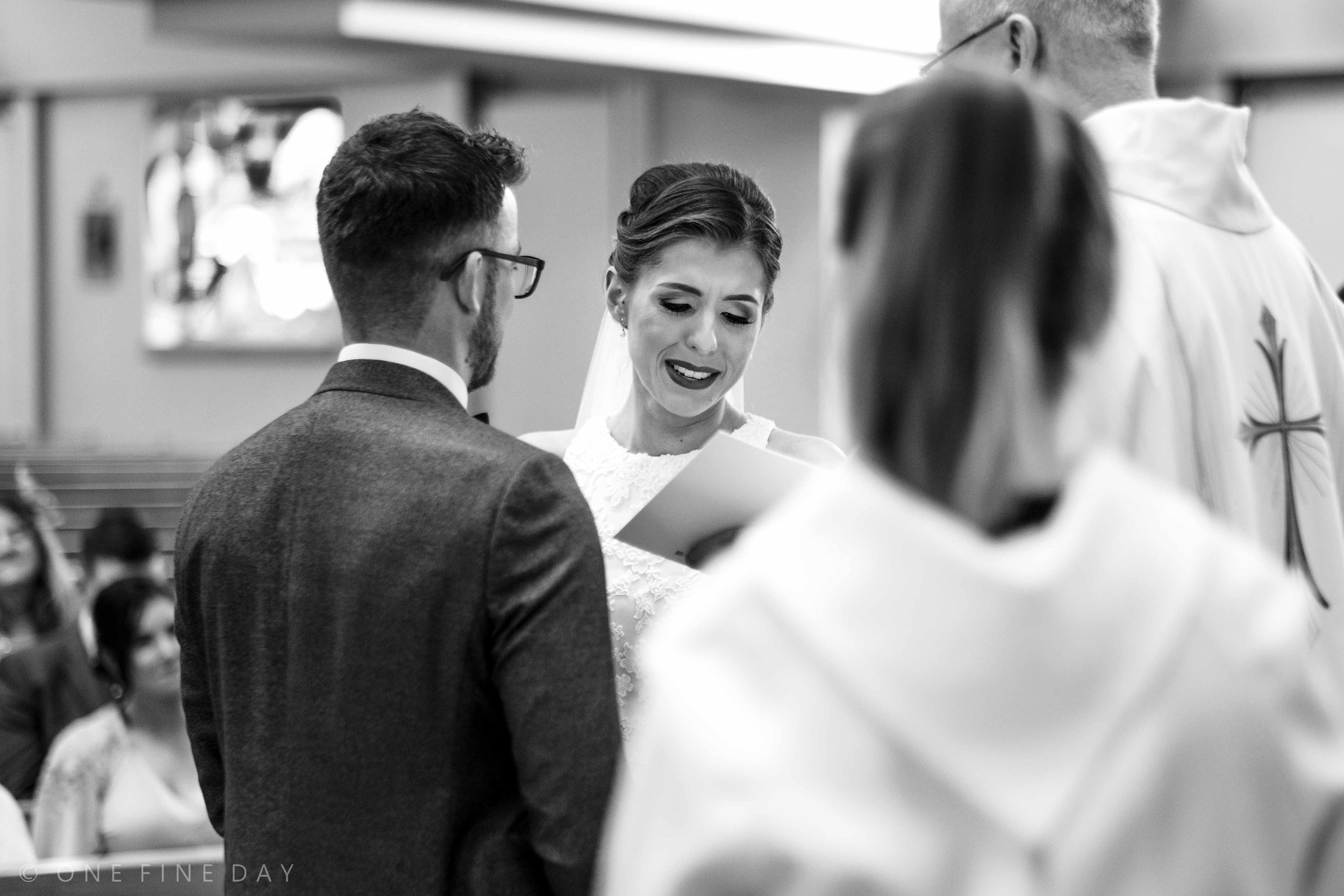 Natural relaxed documentary style wedding photograph Northern Ireland
