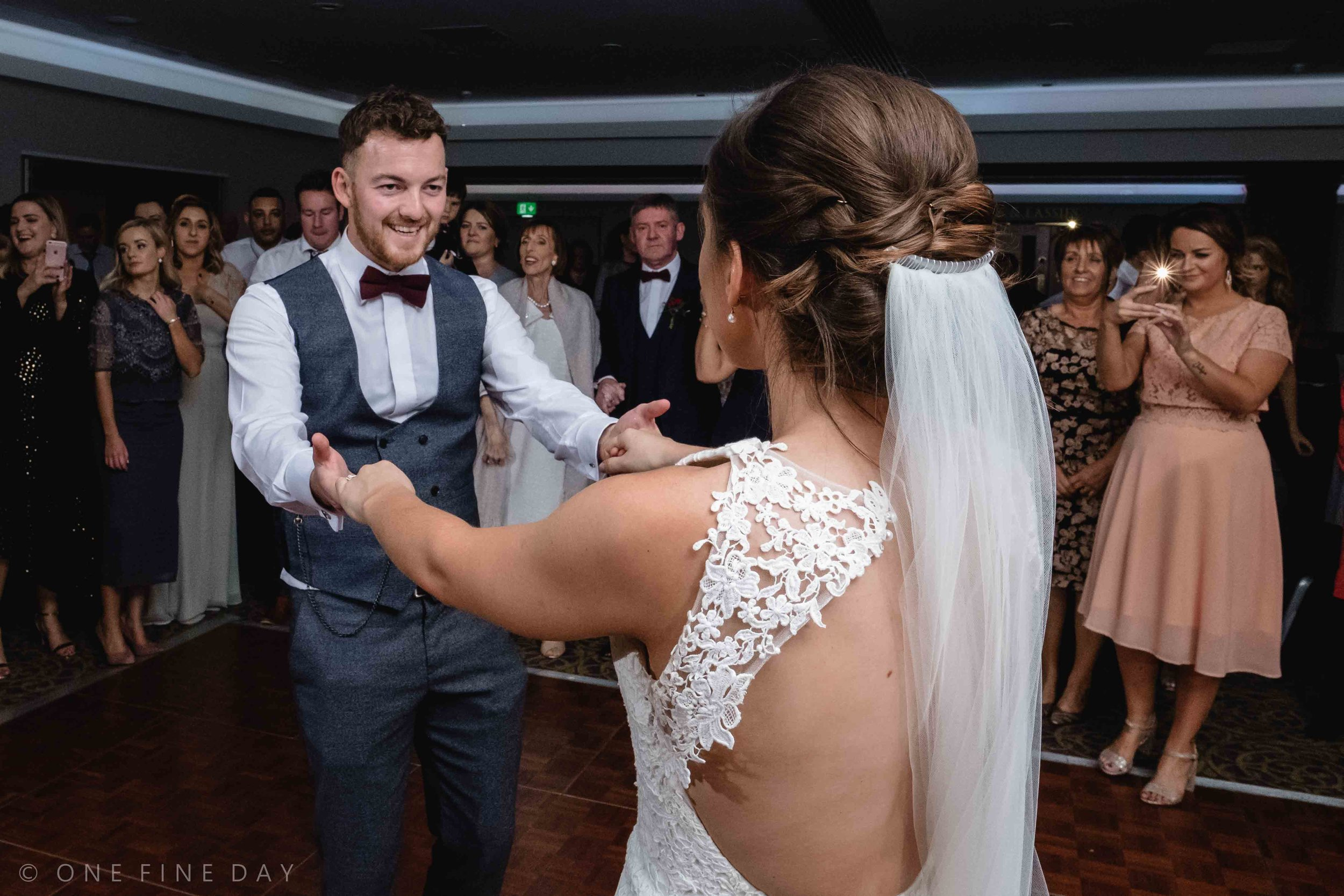 Natural relaxed wedding photographer Northern Ireland