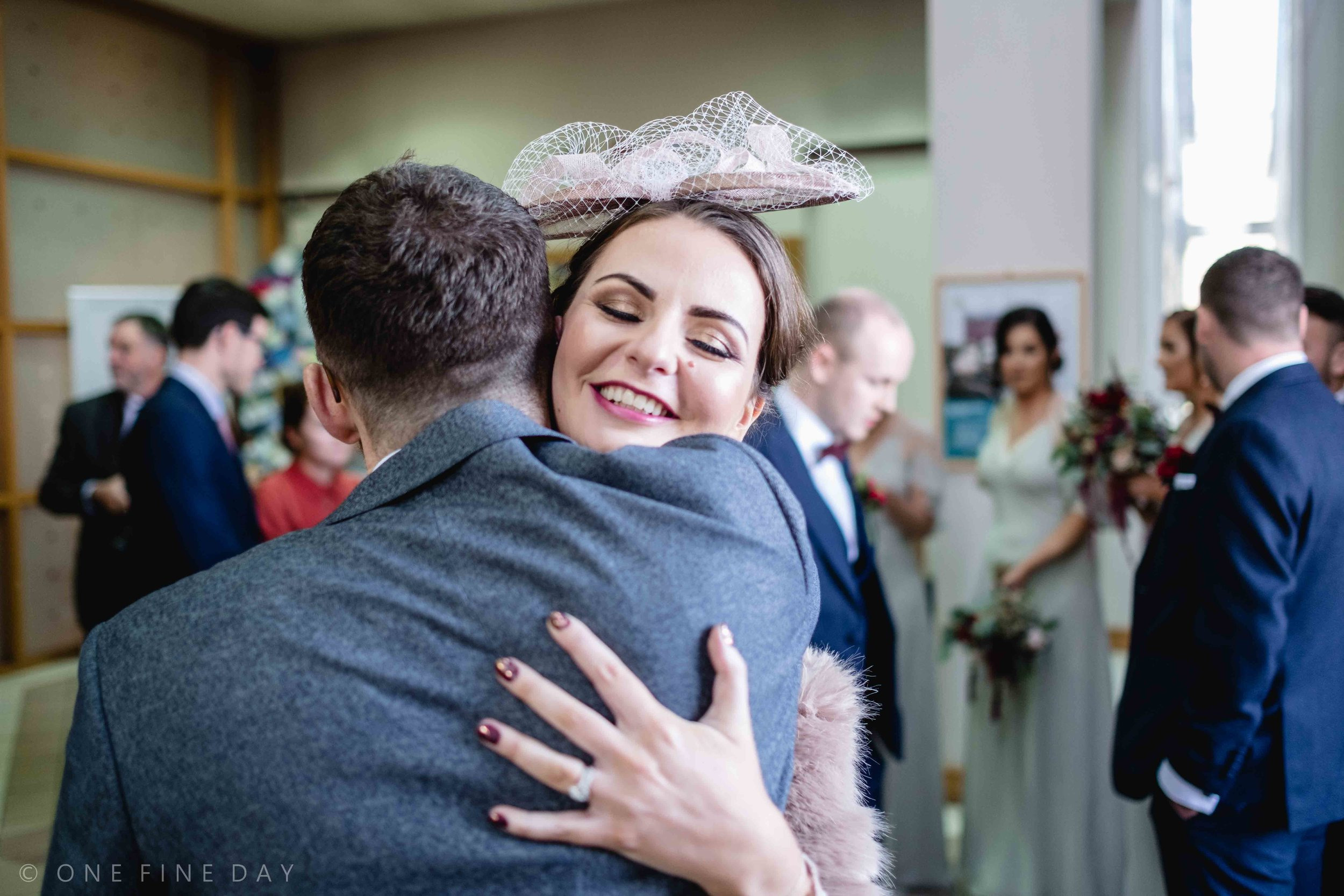 Natural relaxed documentary style wedding photographer Northern Ireland