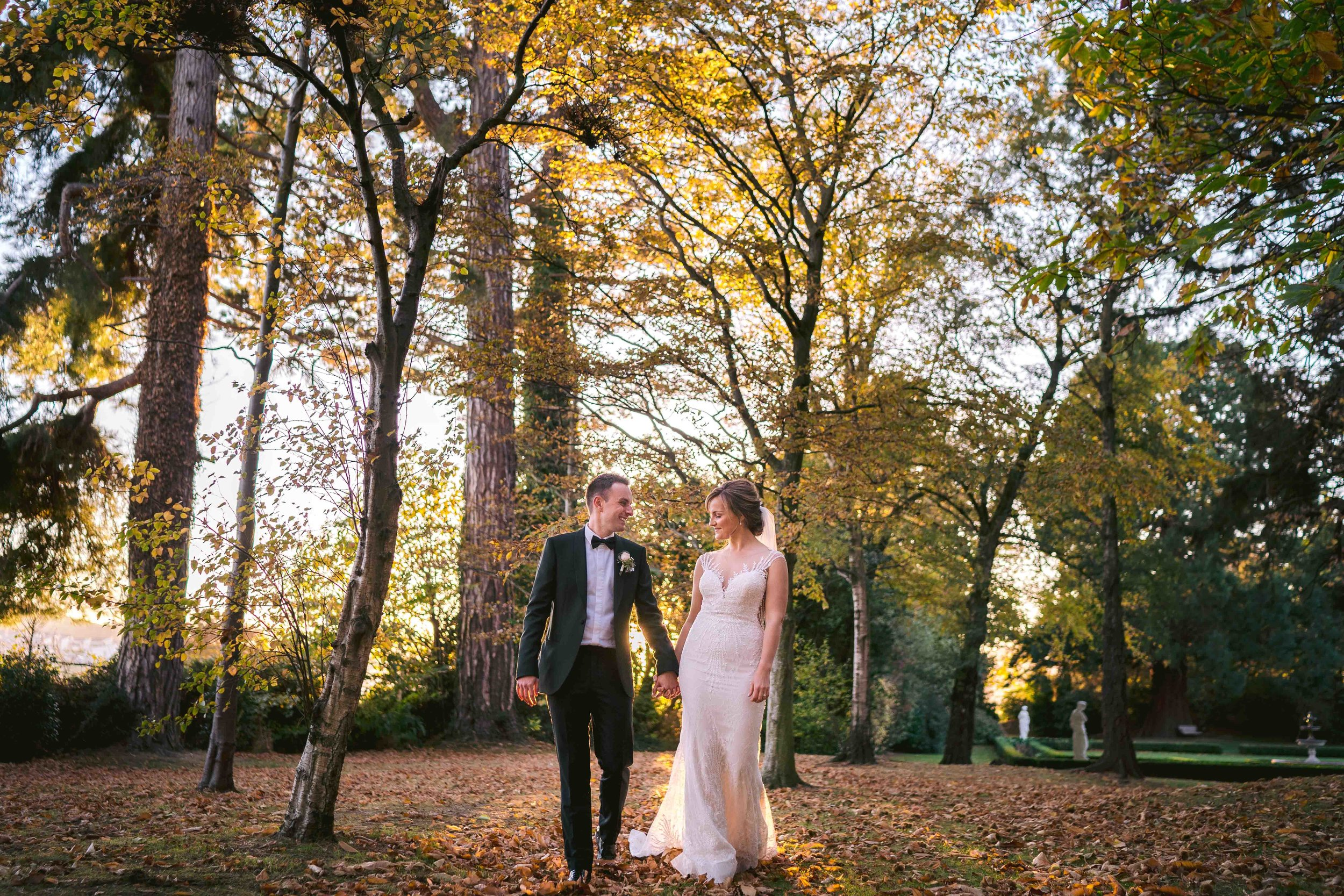 Natural Relaxed Wedding Photography Tinakilly House Ireland