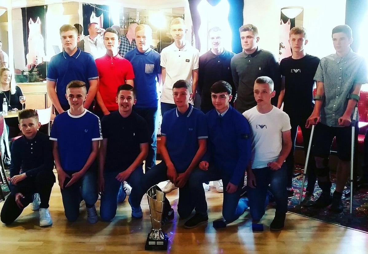 Copy of League Winners 2015 - 2016
