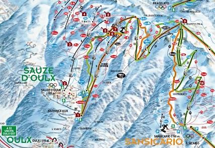 View Ski Terrain (PDF)