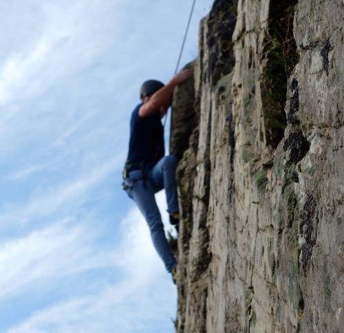 Carraig Rock Climbing