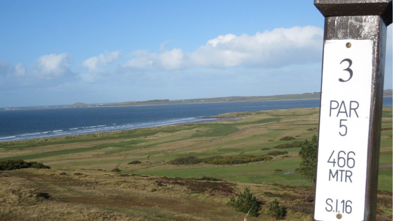 Copy of 3rd Tee Overlooking Links