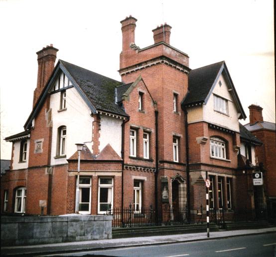 Yeats Society Building