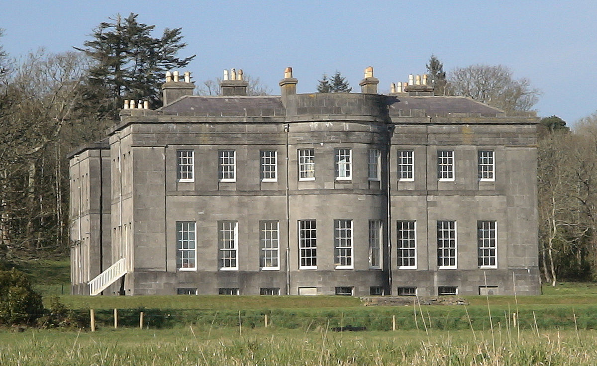 Lissadel House  Once home to the Gore Booth Family