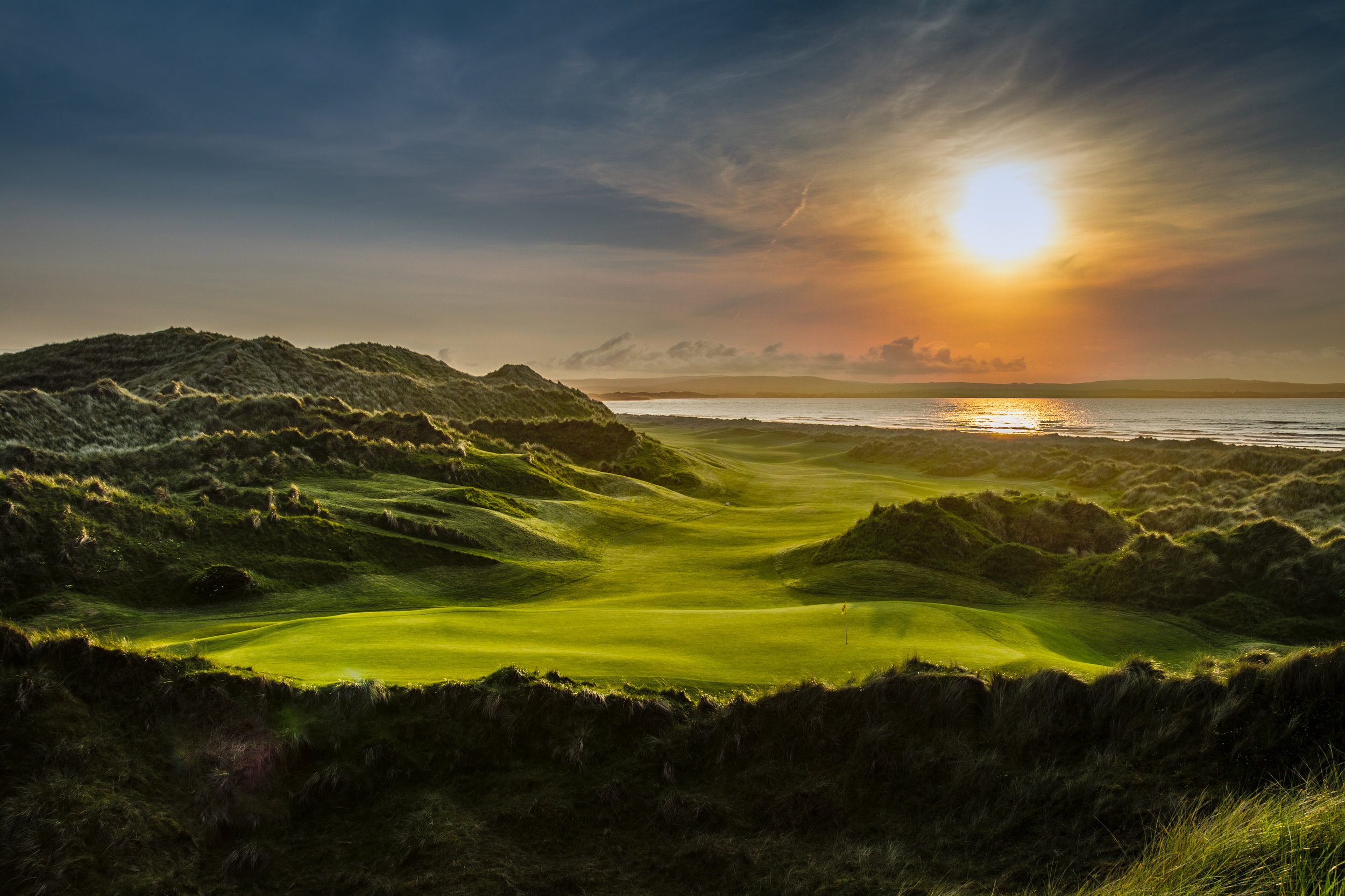 DREAM LINKS - CONCIERGE GOLF TOURS  Enniscrone Links        CLICK HERE FOR MORE INFORMATION