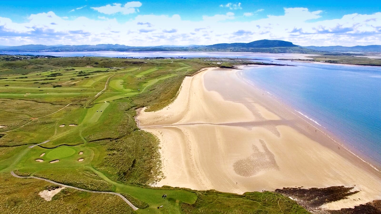 DREAM LINKS - CONCIERGE GOLF TOURS  County Sligo Links @ Rosses Point        CLICK HERE FOR MORE INFORMATION
