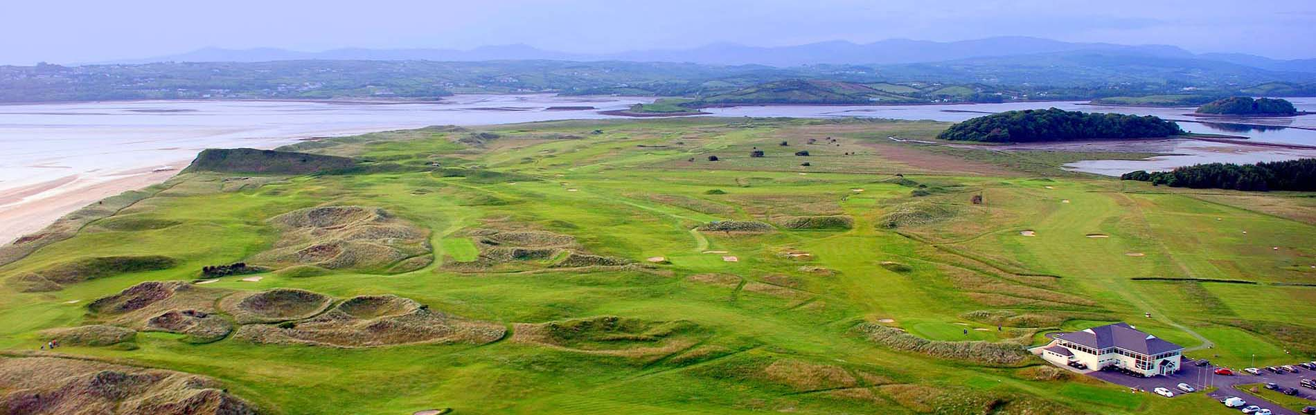 DREAM LINKS - CONCIERGE GOLF TOURS  Co Donegal Links in Murvagh        CLICK HERE FOR MORE INFORMATION