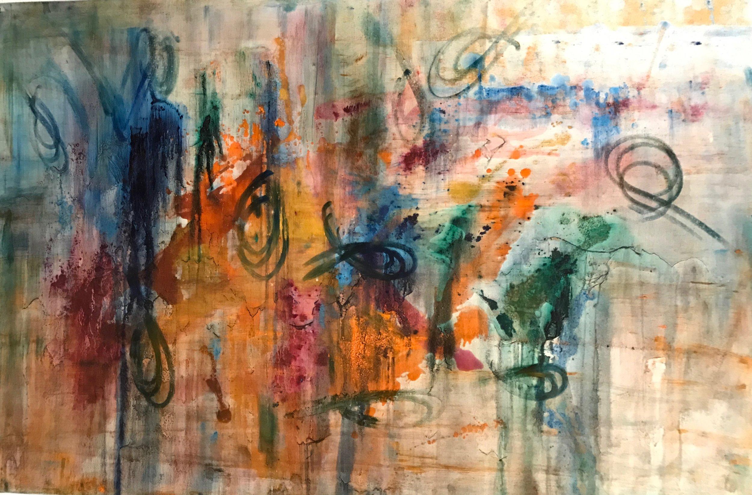 Entrelazados  (150 x 100)