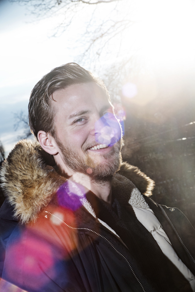 Norwegian Actor: Tobias Santelmann