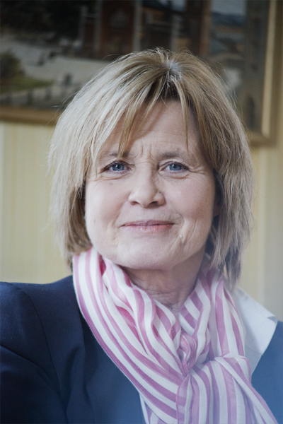 Preist: Anne-May Grasaas