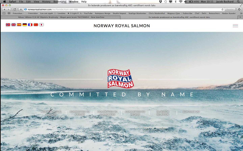 NORWAY ROYAL SALMON http://norwayroyalsalmon.com