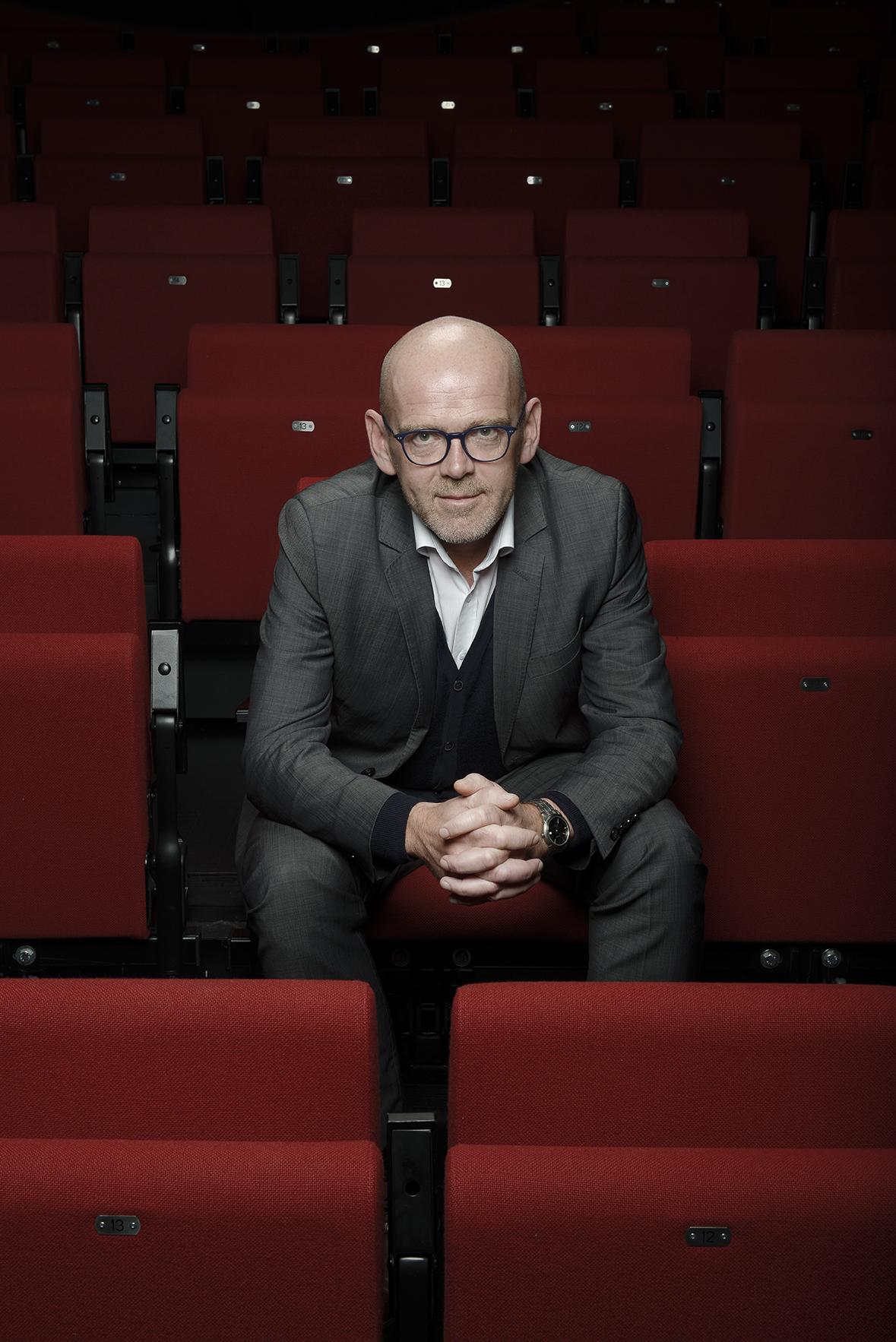 Hans T Antonsen - CEO for Kilden Teater- og Konserthus