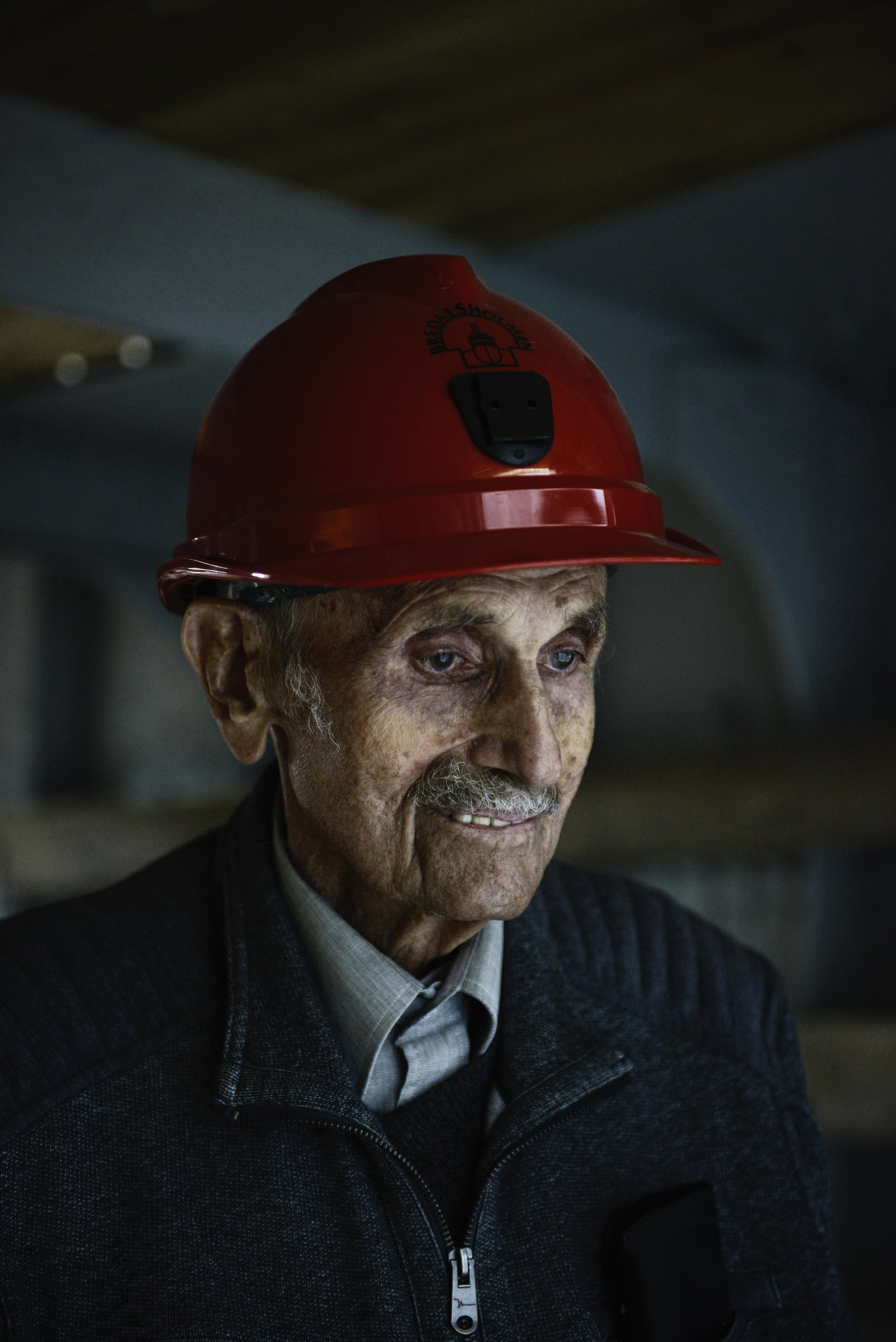 Warsailor Georg Hovland 96 years old