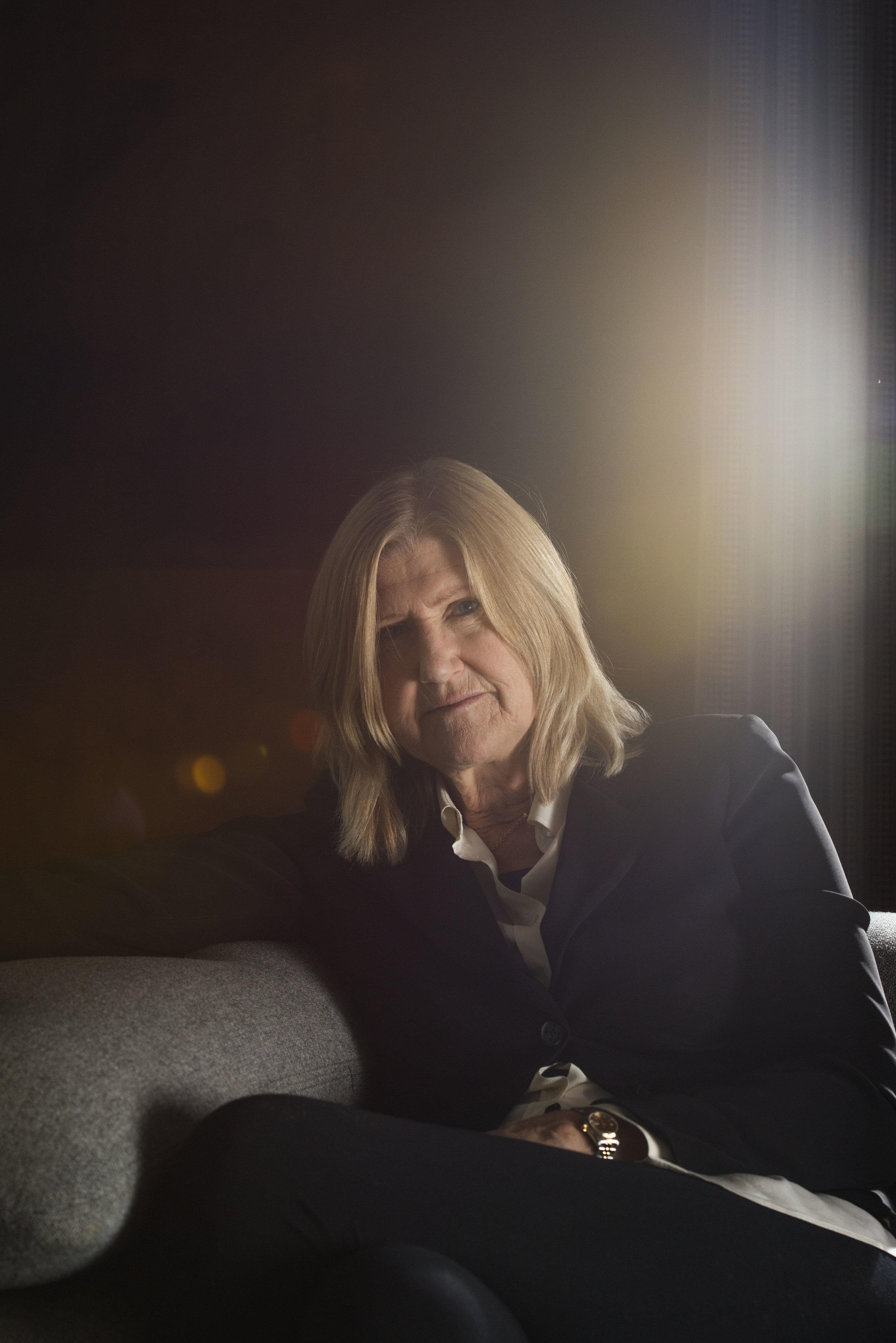 Musician Anne Grethe Preus