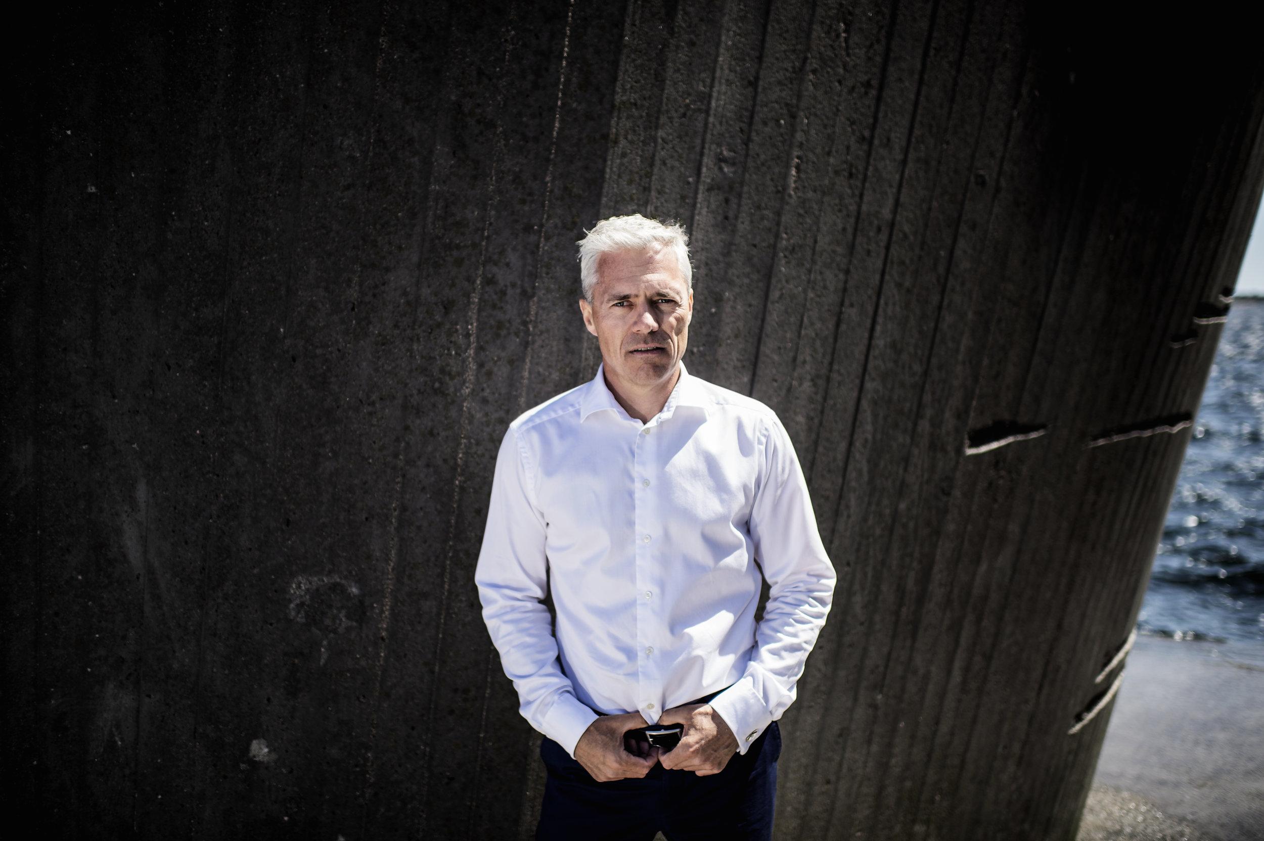 CEO of Rasmussengruppen: Dag Rasmussen