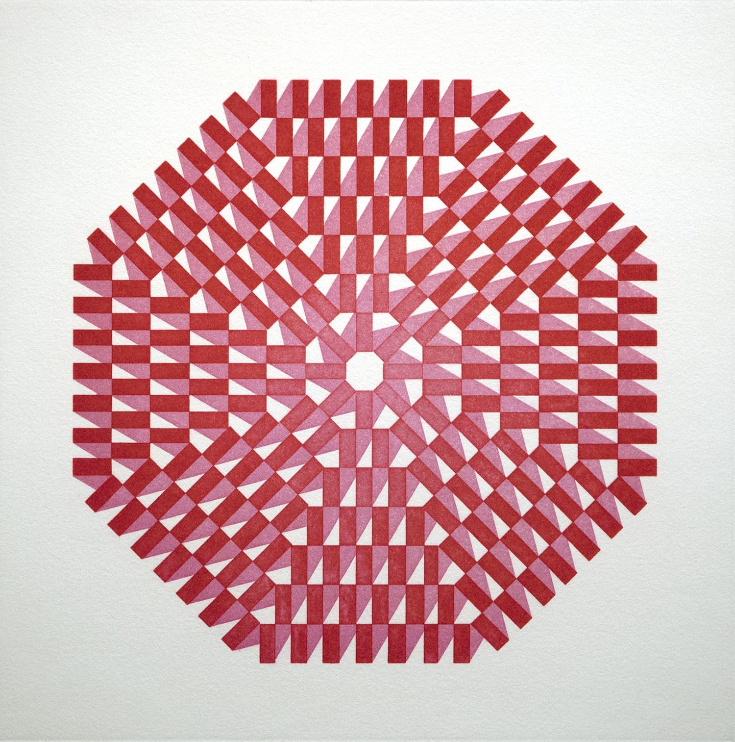 Botta Circle Red, 2014