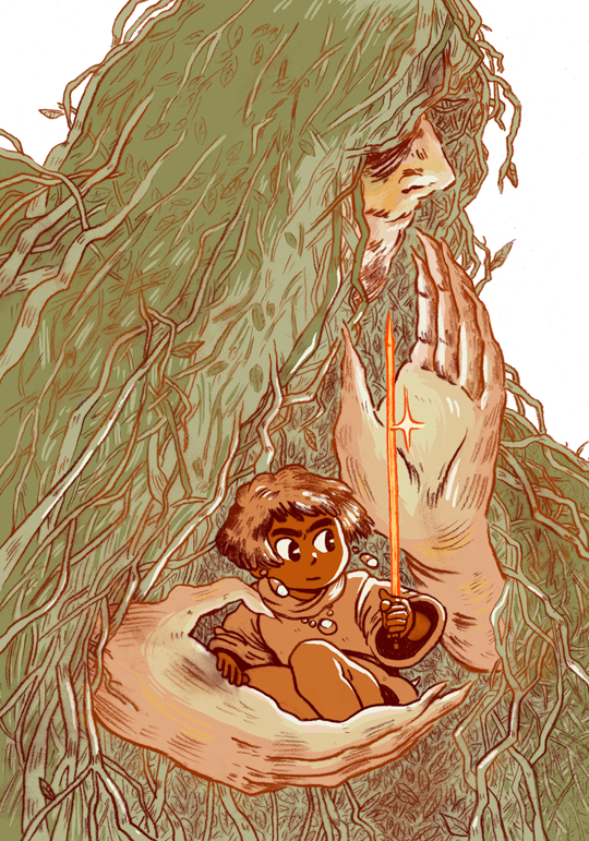 Swamp Mom