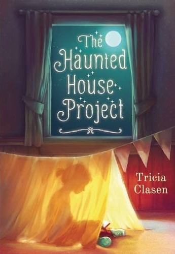 - THE HAUNTED HOUSE PROJECT(Sky Pony Press, Oct. 2016)2017 Voya Top Shelf Fiction selectionSince her mom died, Andie's family has crumbled. Instead of working, her dad gambles away insurance money, while her sister, Paige, has put her future on hold in order to pick up extra waitressing shifts. Andie's afraid of what will happen if people find out just how bad things are. She's not sure how long she can hide the fact that there's no food or money in the house...or adults, for that matter.When her science partner suggests they study paranormal activity, Andie gets an idea. She wants a sign from her mom—anything to tell her it's going to be okay. Maybe the rest of her family does too. So she starts a project of her own. Pretending to be her mother's ghost, Andie sprays perfume, changes TV channels, and moves pictures. Haunting her house is Andie's last hope to bring her family back into the land of the living.