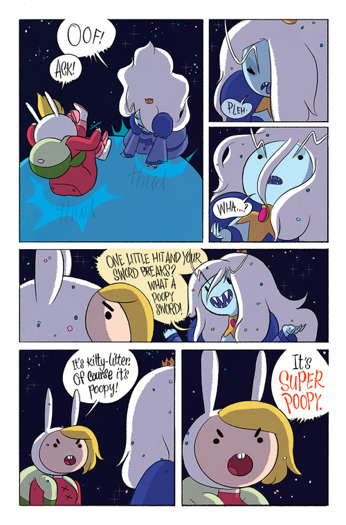 Adventure Time with Fionna and Cake