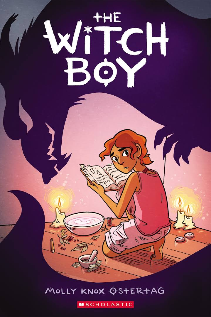 THE WITCH BOY by Molly Knox Ostertag (Scholastic, Oct 2017)