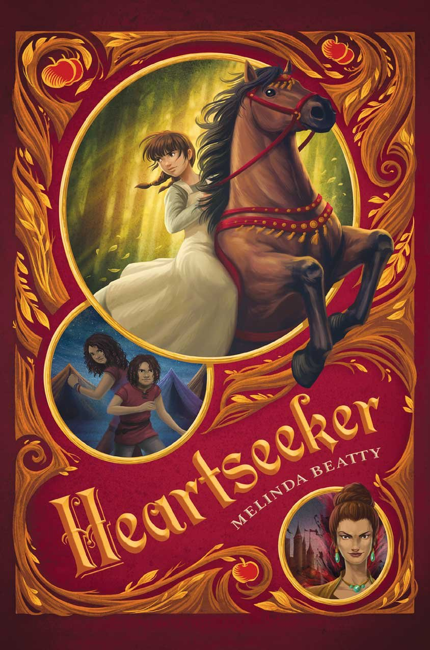 HEARTSEEKER by Melinda Beatty (Putnam Children's, June 2018)
