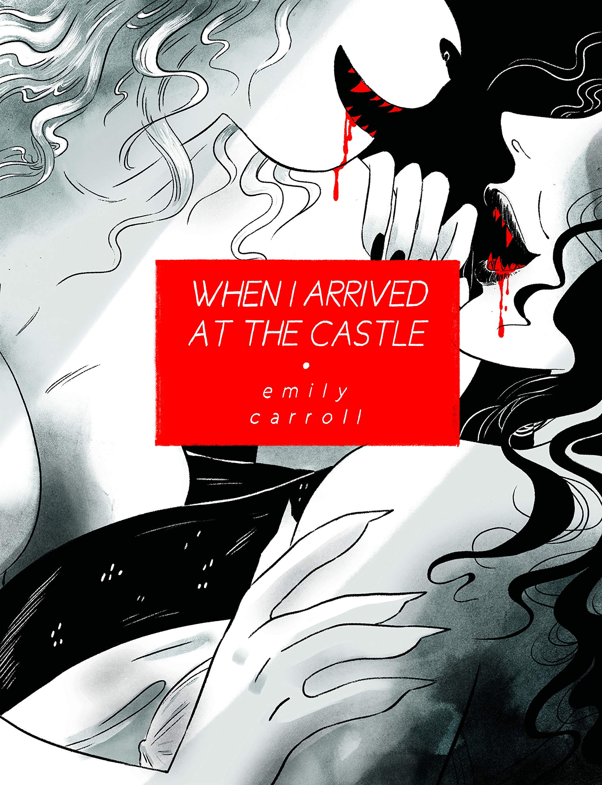 WHEN I ARRIVED AT THE CASTLE by Emily Carroll (Koyama Press, April 2019)