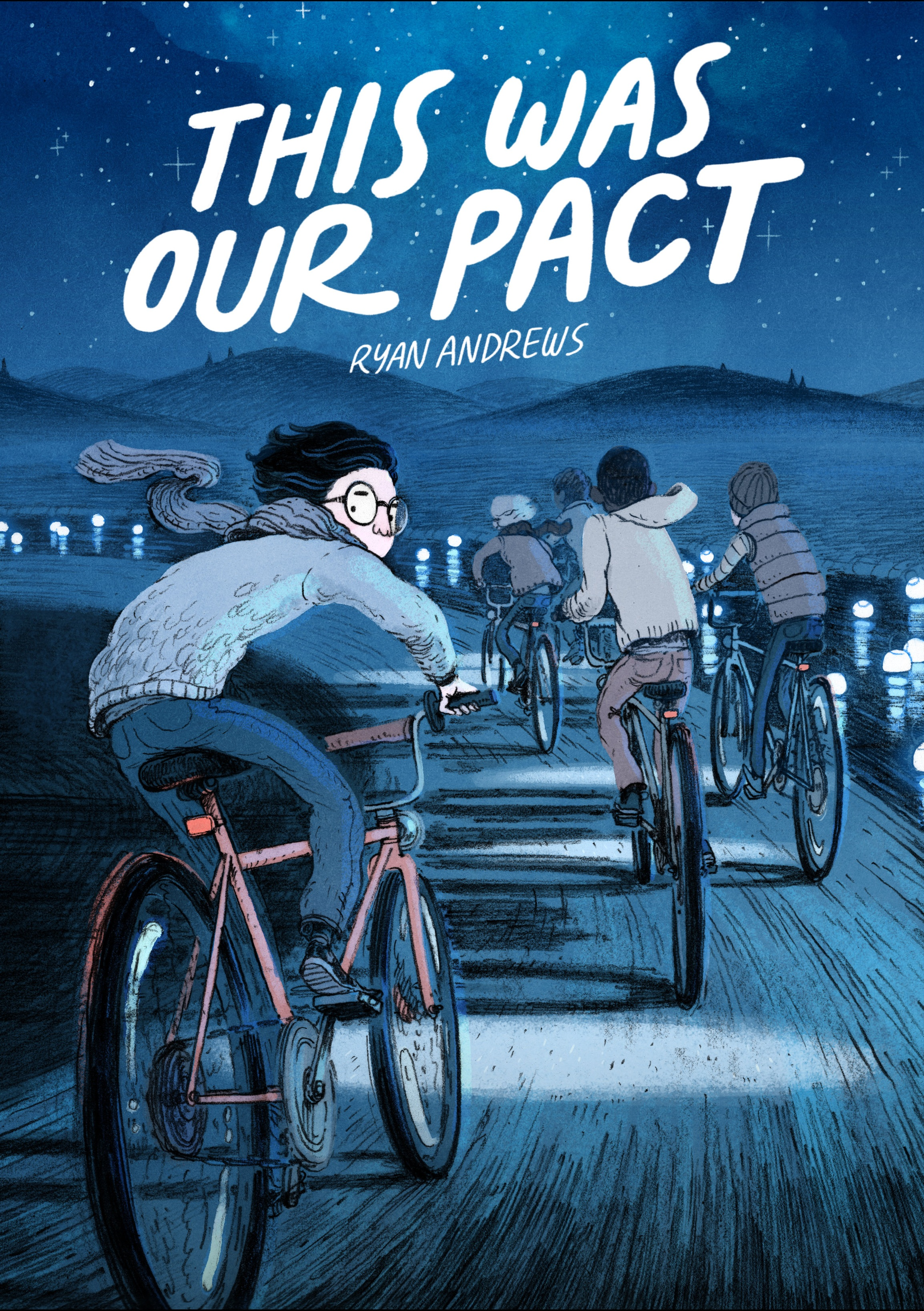 THIS WAS OUR PACT by Ryan Andrews (First Second, June 2019)