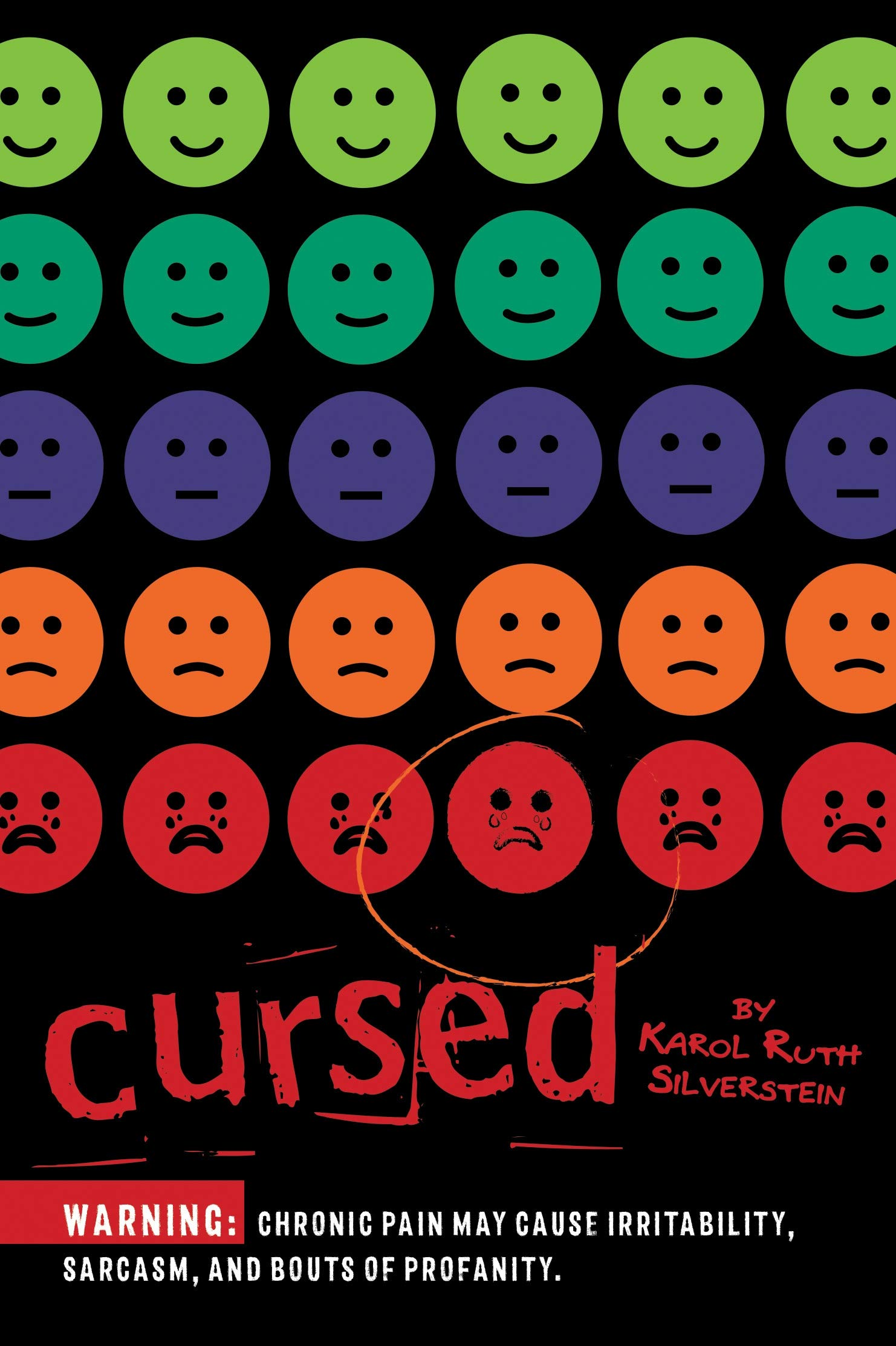 CURSED by Karol Ruth Silverstein (Charlesbridge Teen, June 2019)