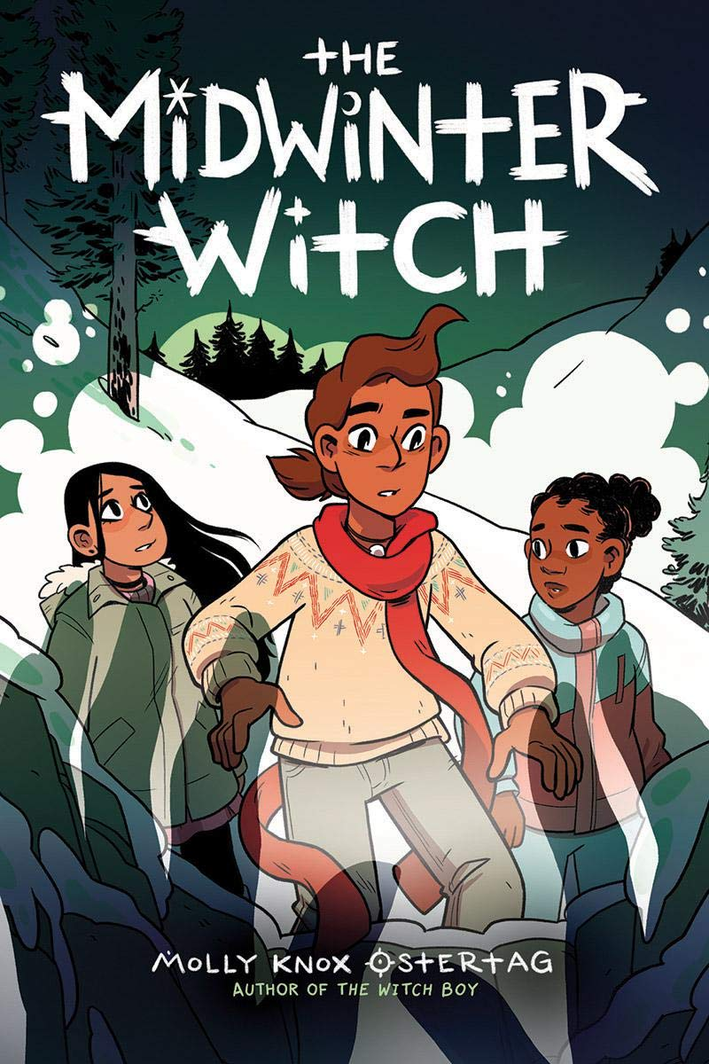 - THE MIDWINTER WITCH(Scholastic Press, Nov 2019)Aster always looks forward to the Midwinter Festival, a reunion of the entire Vanissen family that includes competitions in witchery and shapeshifting. This year, he's especially excited to compete in the annual Jolrun tournament-as a witch. He's determined to show everyone that he's proud of who he is and what he's learned.Ariel has darker things on her mind than the Festival - like the mysterious witch who's been visiting her dreams, claiming to know the truth about her past. She appreciates everything the Vanissens have done for her… but still craves a place where she truly belongs.The Festival is a whirlwind of excitement and activity, but for Aster and Ariel, nothing goes according to plan. When a powerful and sinister force invades the reunion, threatening to destroy everything the young witches have fought for, can they find the courage to fight it together? Or will dark magic tear them apart?