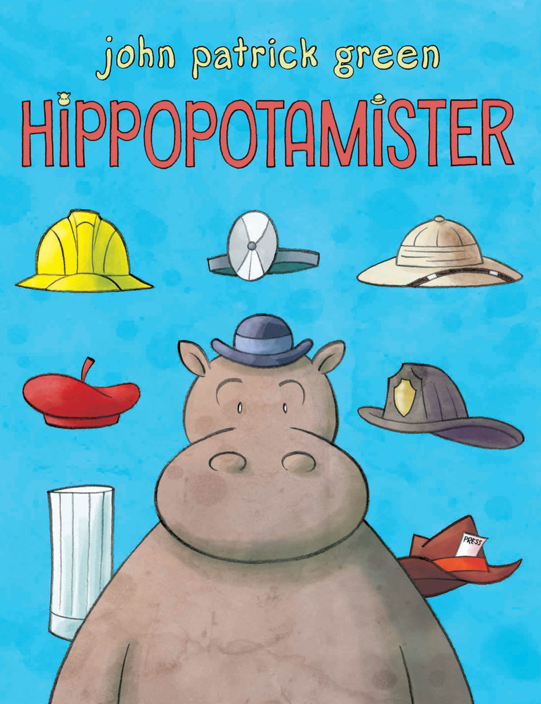 - HIPPOPOTAMISTER(First Second, May 2016)The zoo isn't what it used to be. It's run down, and Hippo hardly ever gets any visitors. So he decides to set off for the outside with his friend Red Panda. To make it in the human world, Hippo will have to become a Hippopotamister: he'll have to act like a human, get a job, and wear a hat as a disguise. He's a good employee, whether he's a construction worker, a hair stylist, or a sous chef. But what he really needs is a job where he can be himself.