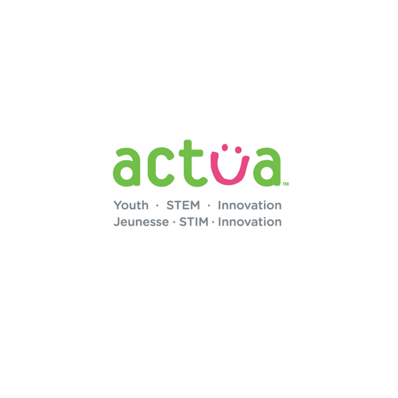 Actua National Girls Program   Engages & inspires girls to explore STEM fields by providing opportunities to design, build, experiment, and explore in an all‐girls environment.  Gr. K-11  STEM    www.actua.ca