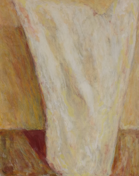 Bone, Oil on Wood, 12 x 16 inches, 20, 2014 5