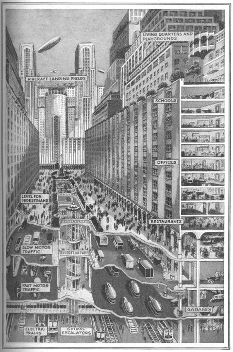 Popular Mechanics, 1928