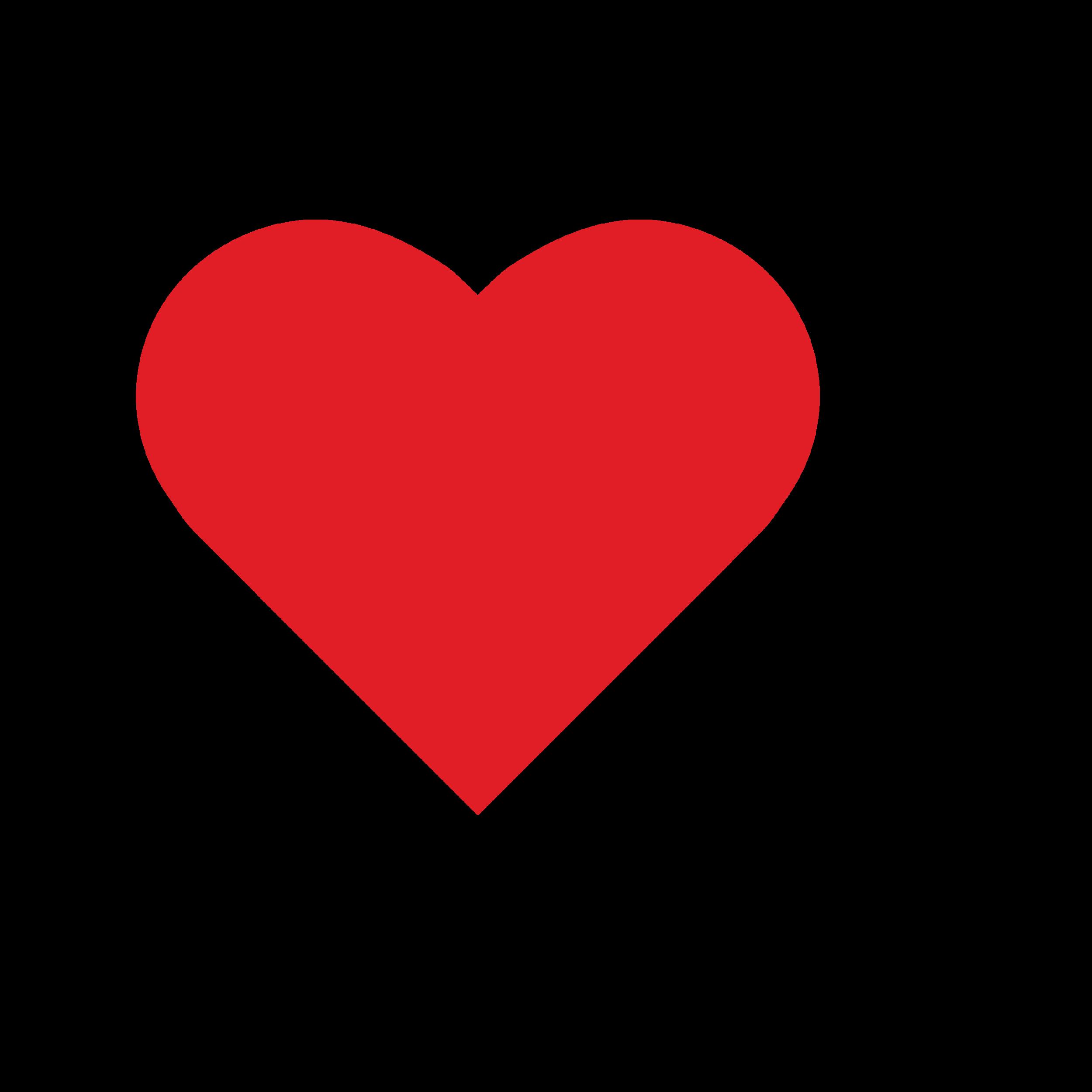 Soofa heart icon