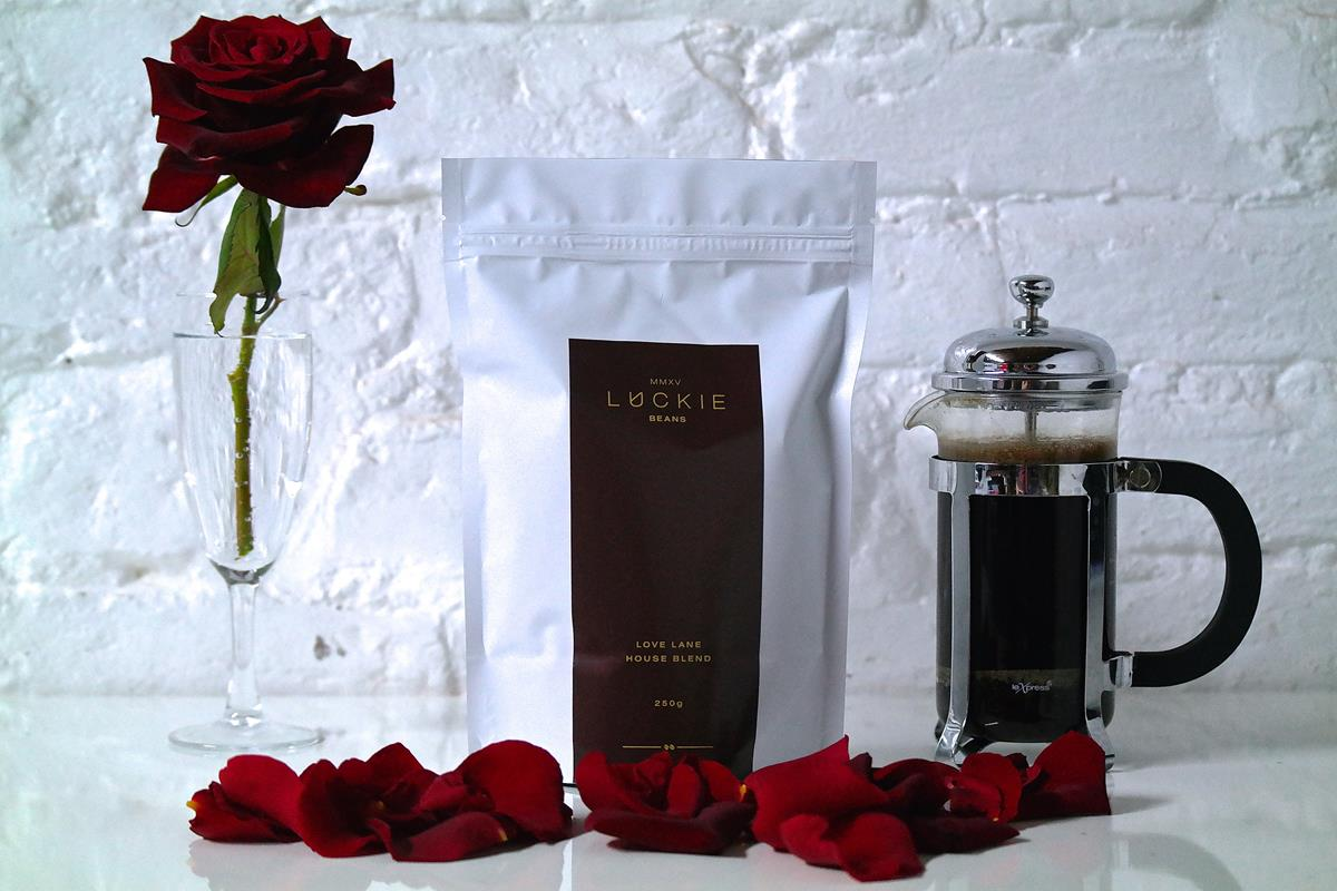 Love Lane House Blend - Perfect For Valentines Day   Treat your loved one this Valentines Day with a bag of our gorgeous Love Lane House Blend. With love in the name there's no better gift! Tasting notes of chocolate, praline and blackcurrant it will make the perfect addition to a romantic breakfast, lunch or dinner. Click  here to buy.