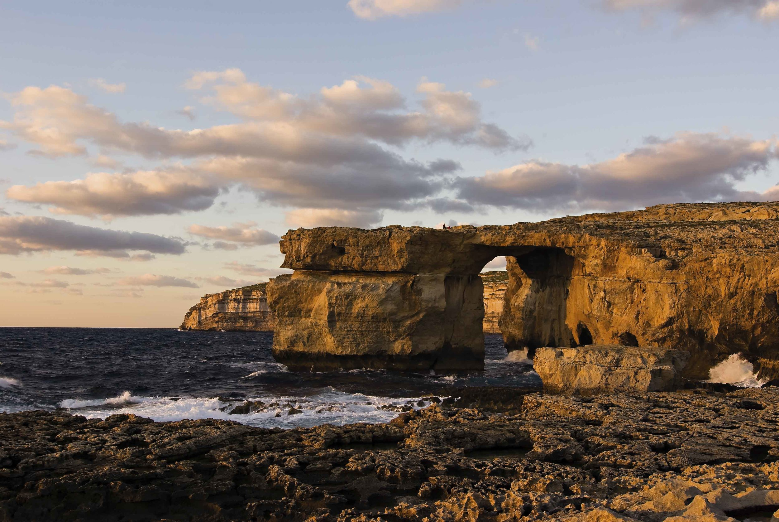 Gozo - Azure Window 01 by Clive Vella