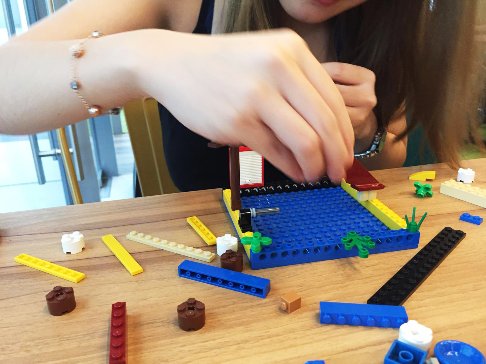 lego experiential learning