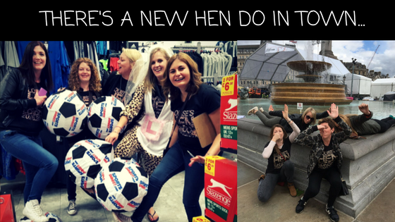 Pictures from May London Hen Event