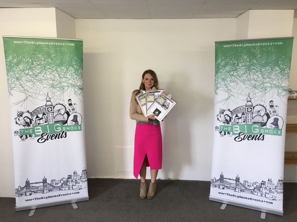 FRANCESCA HUBBARD: FOUNDER AND CEO