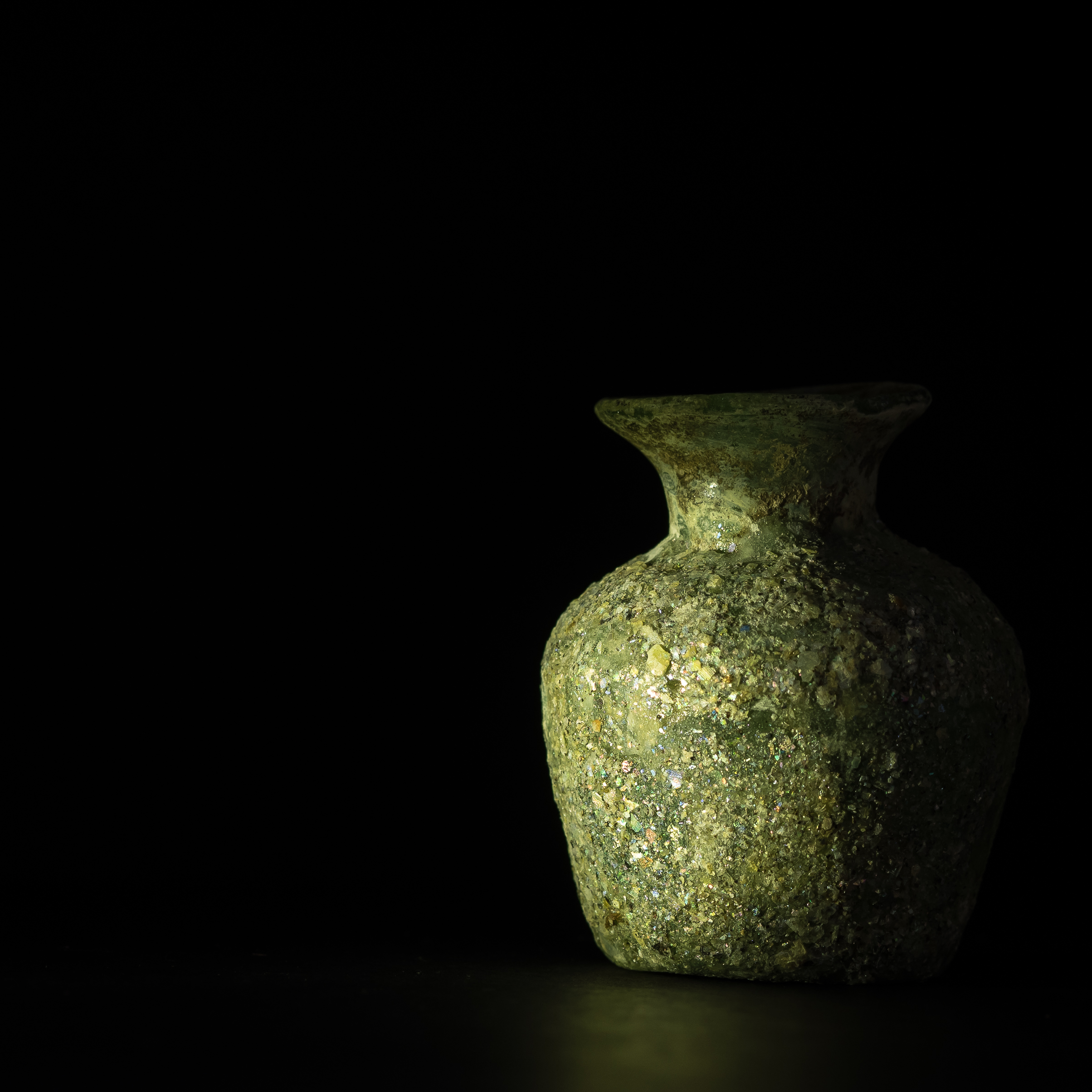 The Roman Jar - Copyright 2016 Hannah C. Nesbeda
