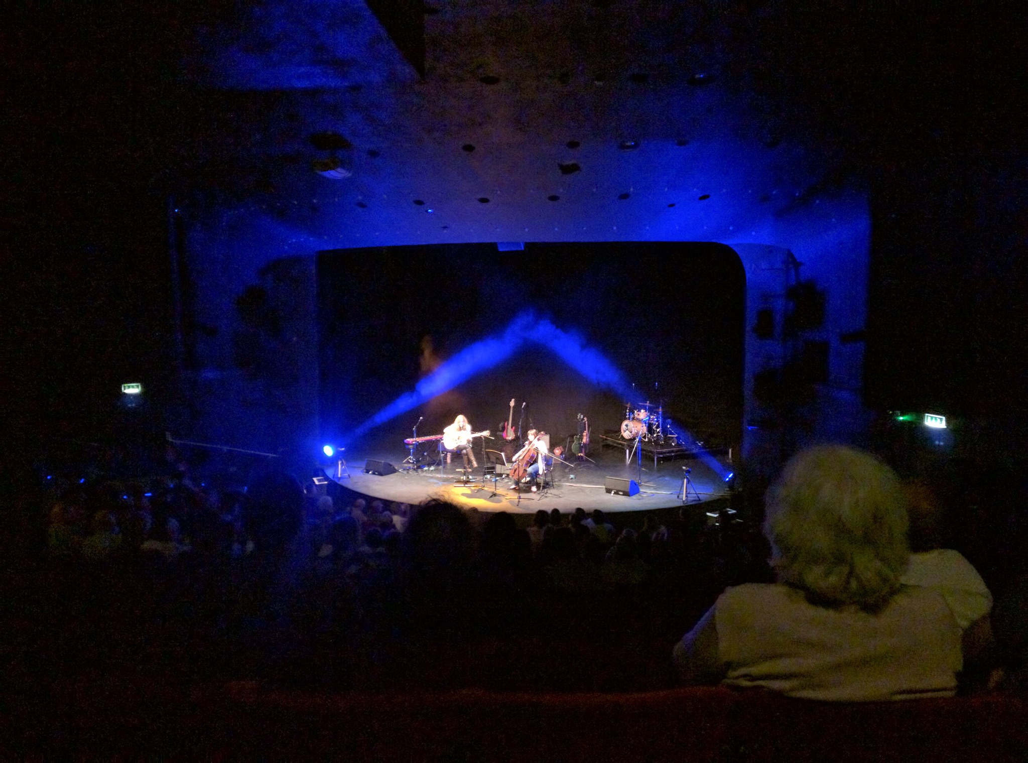 Derby Theatre - supporting Lucy Ward