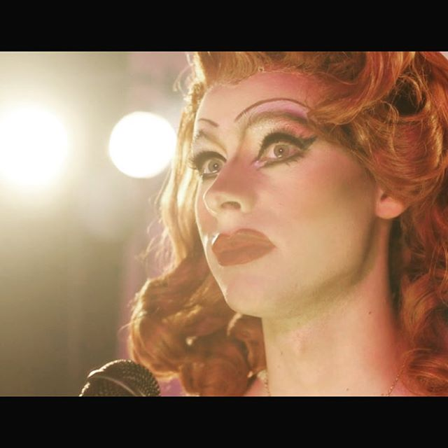 Some of our favourite shots from the whole film is from this sequence. #sequinsfilm #shortfilm #dragfilm #dragqueen #lgbtfilm #lgbtq #90s #filmmaking #indiefilm #britishfilm