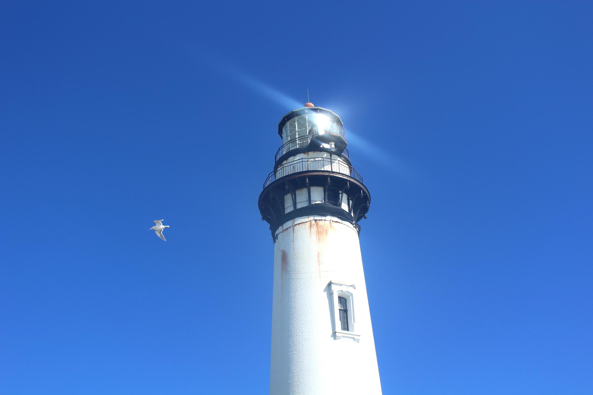 Pigeon Point Lightouse