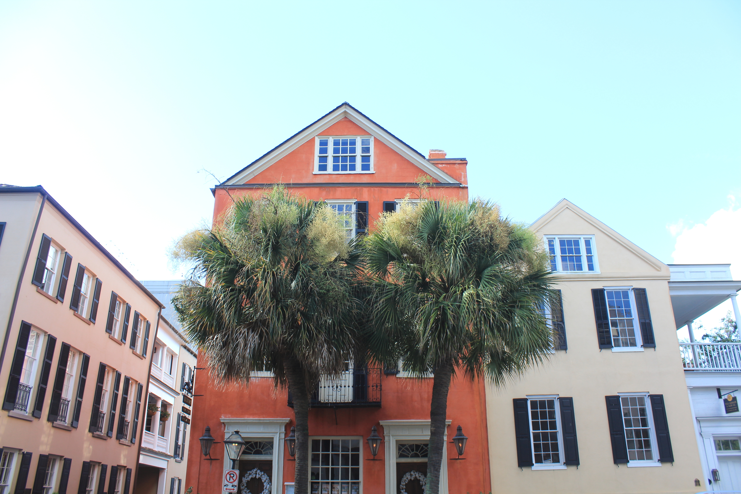Charleston, South Carolina - voted friendliest city in the world by Conde Nast