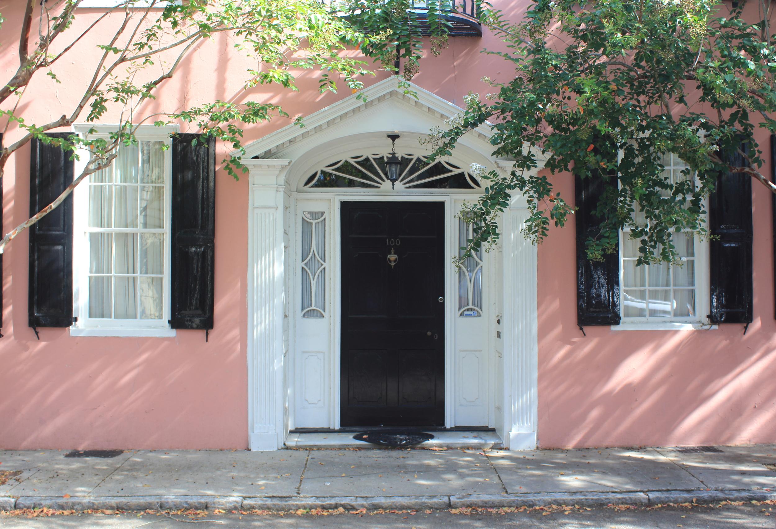 Entrance envy in Charleston, SC