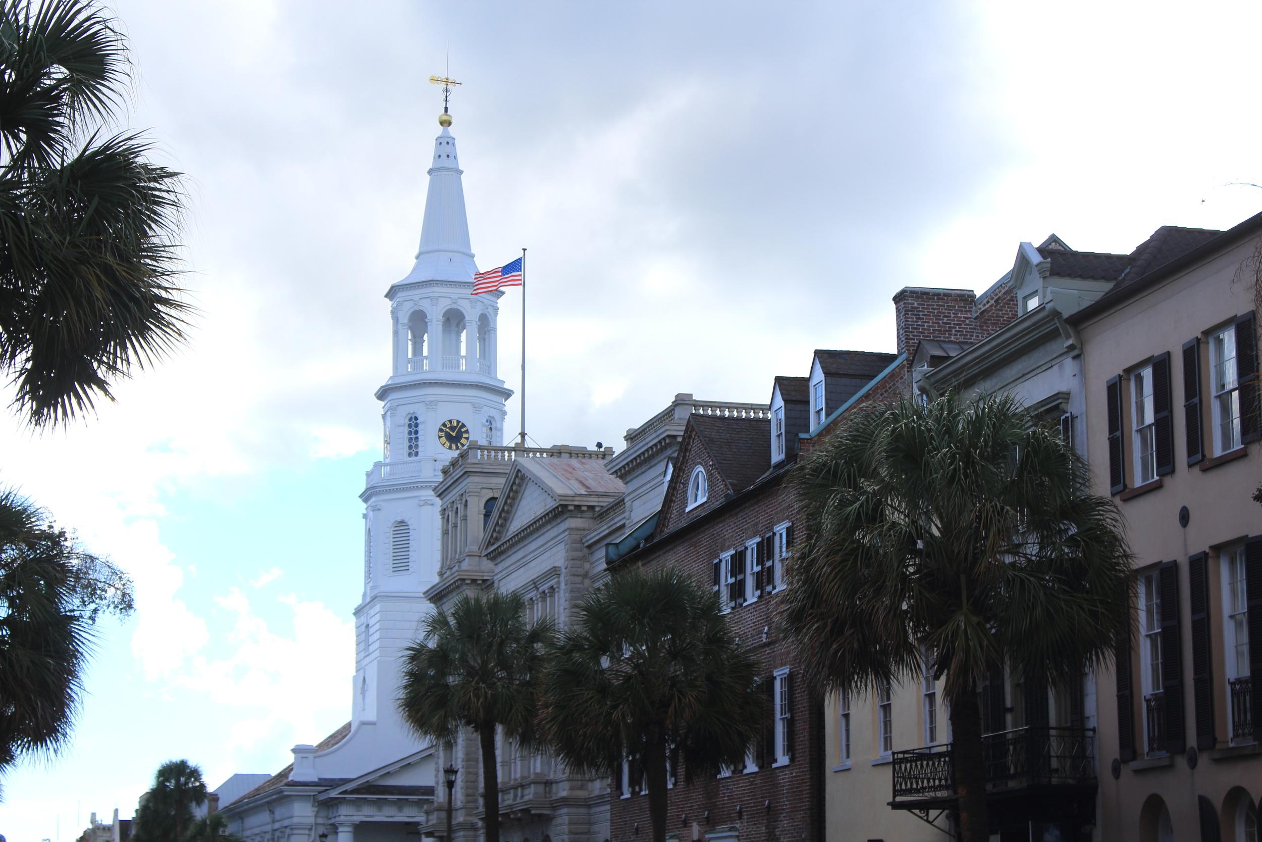 Broad Street, Charleston