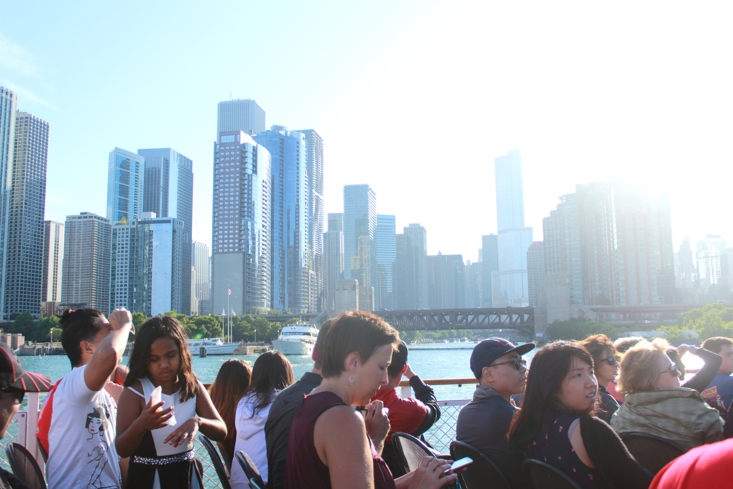Chicago architectural tour